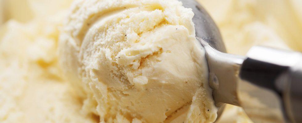 La ricetta del gelato vegano senza zucchero