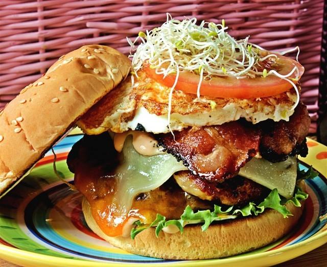 hamburger strapieno
