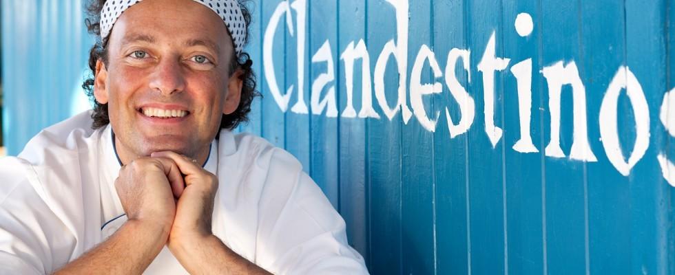 Cucinare l'orata: i consigli di Moreno Cedroni