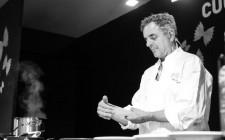 Cucinare il branzino con Mauro Uliassi