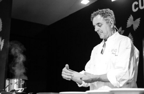 Cucinare il branzino: i consigli di Mauro Uliassi