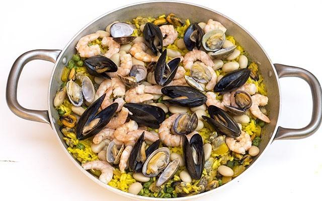 paella di pesce (8)