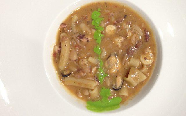 Pasta con cozze e fagioli: la ricetta gustosa di Ilario Vinciguerra