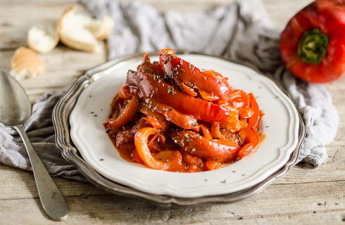Peperoni fritti alla calabrese