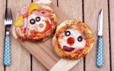 Le pizzette senza glutine per la merenda a scuola dei bambini celiaci