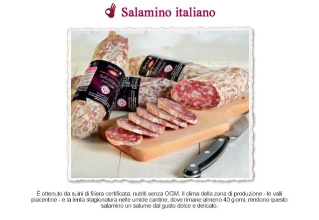 salamino italiano