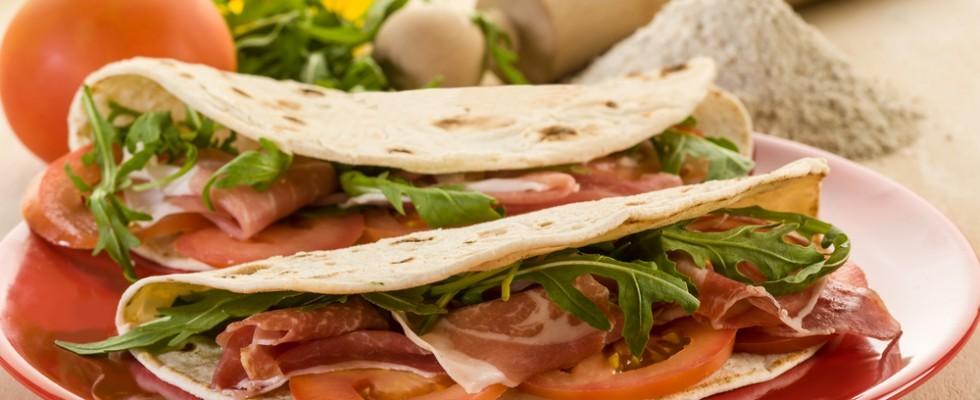 7 modi per rovinare una piadina romagnola