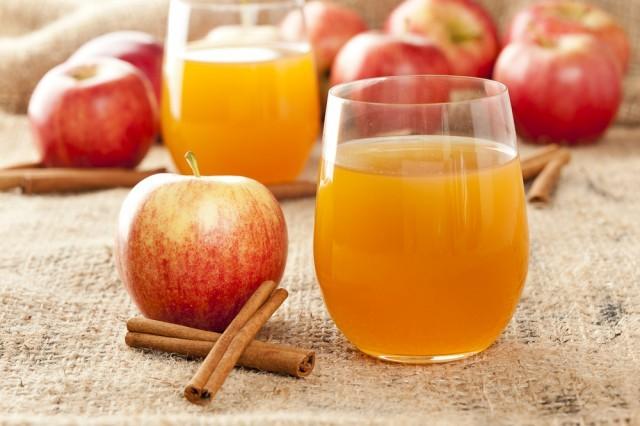 succo di mela speziato