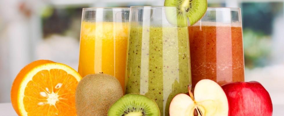 5 idee per succhi di frutta fatti in casa
