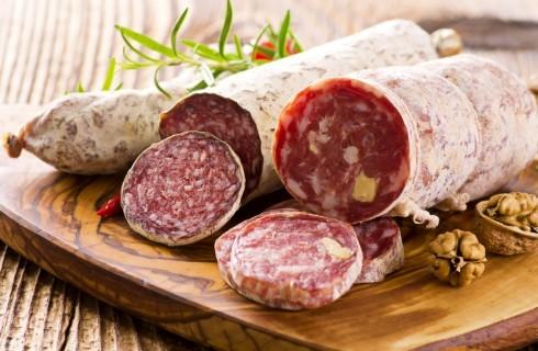 Salame italiano ritirato dalle vendite