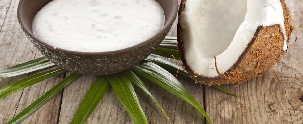 8 modi per utilizzare il latte di cocco in cucina