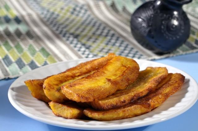 platano fritto