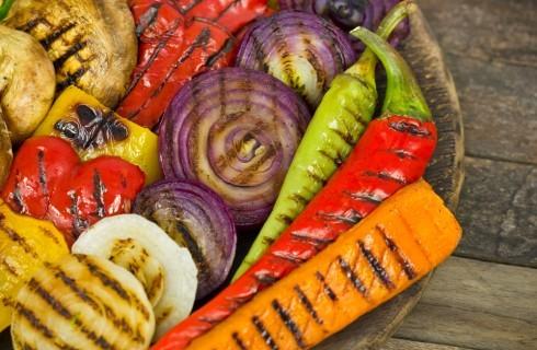 Non il solito: come fare una grigliata vegetariana