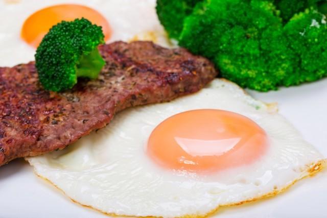 Carne e uova