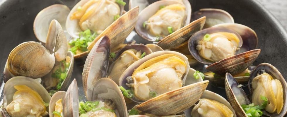 10 modi per cucinare le vongole