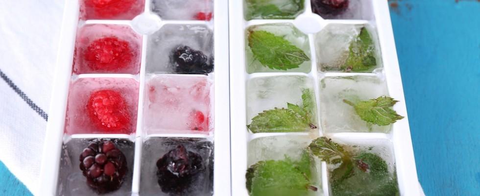 15 modi per utilizzare le vaschette per i cubetti di ghiaccio
