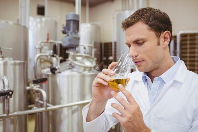 produzione della birra