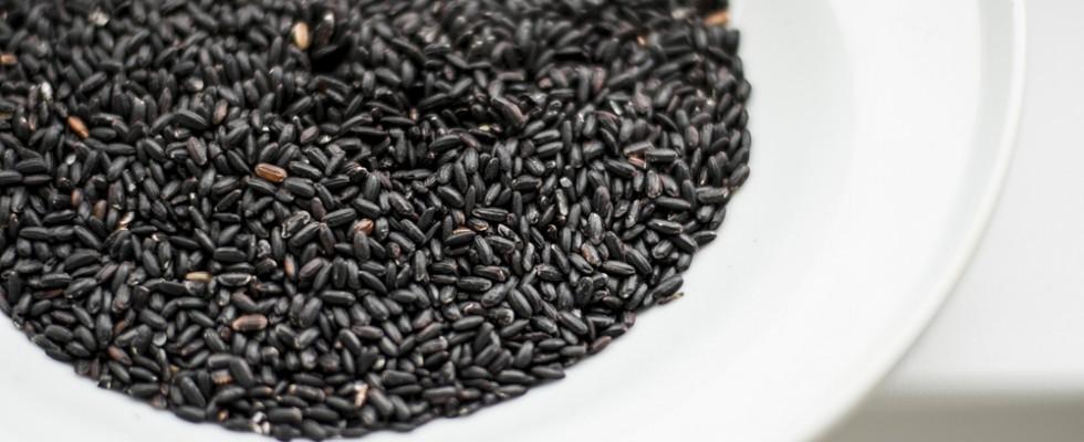 5 modi di cucinare il riso venere agrodolce for Cucinare riso venere