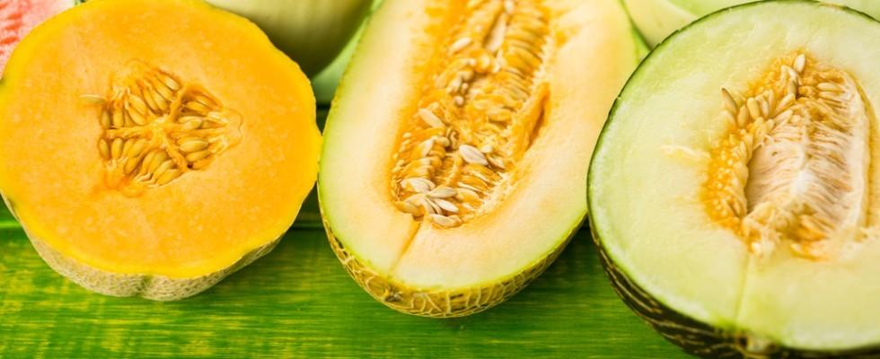 Meloni: le 4 varietà da conoscere