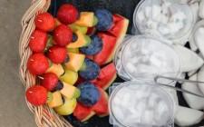 9 frutti ideali da consumare in spiaggia