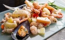 15 fresche varianti dell'insalata di mare
