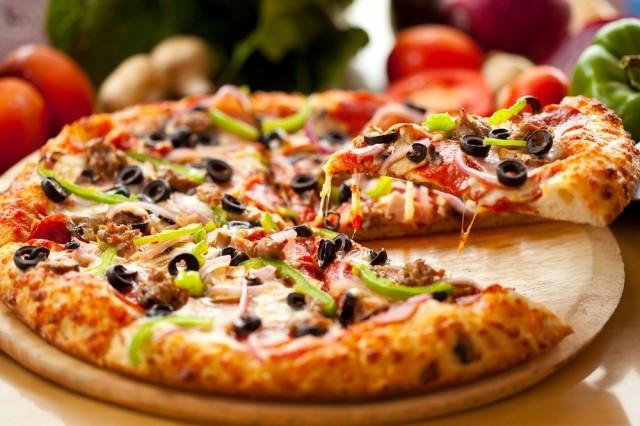 pizza troppo condita