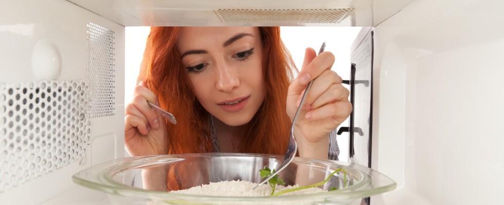 How to: come cuocere il riso al microonde