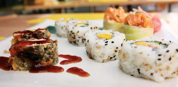 sushi nippo brasiliano