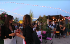 Terrazze gourmet a Roma: gran finale
