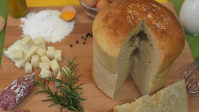 Torta al formaggio: la ricetta facile di Andrea Mainardi