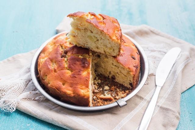 torta di mele e ricotta-1
