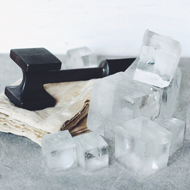 tritare ghiaccio