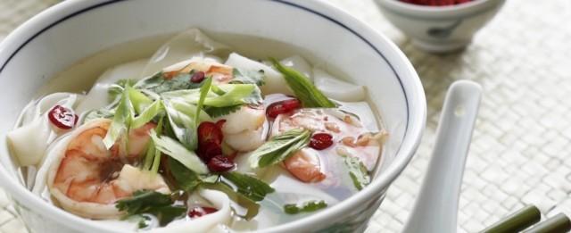 zuppa di pesce vietnamita