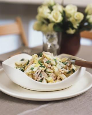 Penne zucchine e prosciutto: facilissime