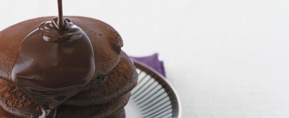 Pancake al cioccolato: dall'America