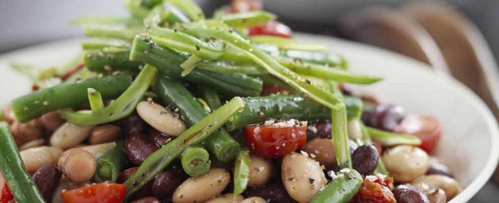 Eccezionale Ricetta Insalata di fagioli bianchi | Agrodolce QA33