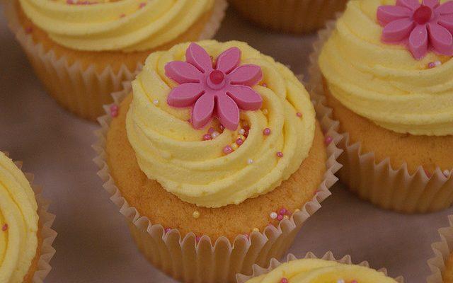 I cupcake con la ricetta senza burro