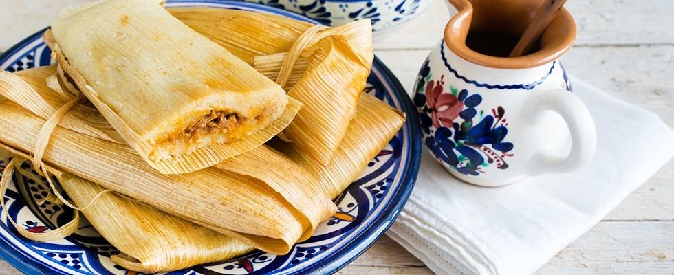 Tamales: involtini latino-americani