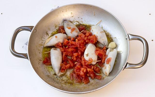 calamari ripieni step9