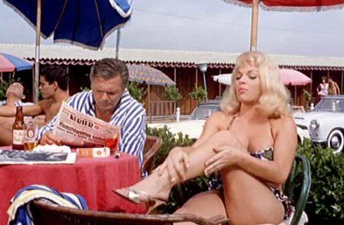 I 'fagottari' al cinema, cosa si mangia sulle spiagge più belle dei film