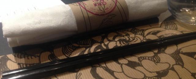 Alert Sushi: apre Kiko a Roma
