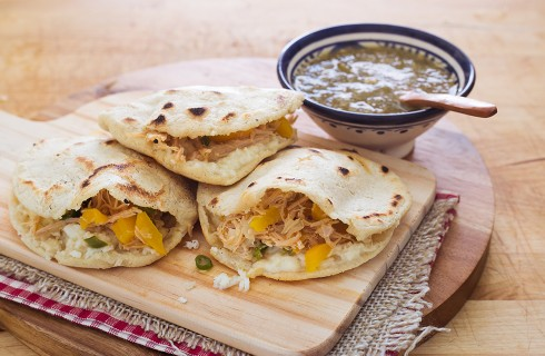 Street food messicano: le Gorditas