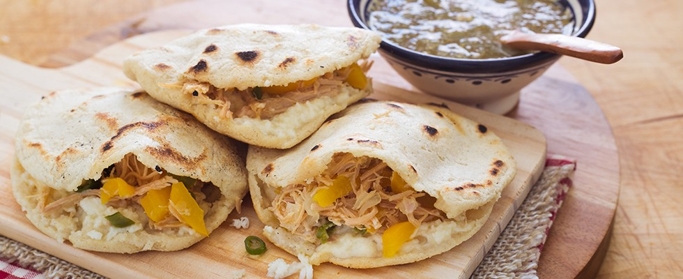 Street food messicano: le Gorditas