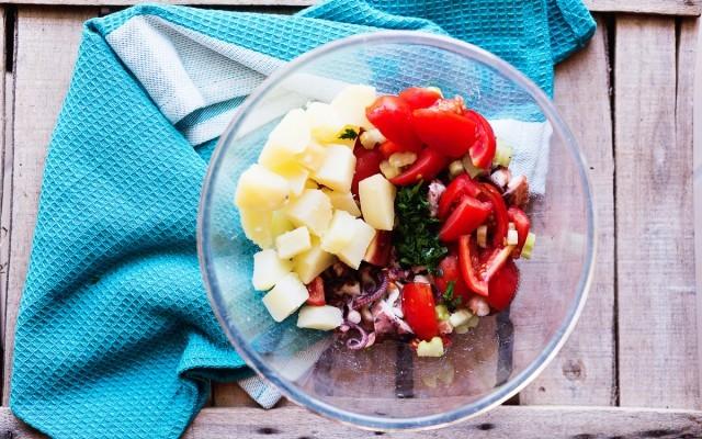 insalata di moscardini step (3)
