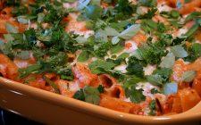 I rigatoni al forno alla siciliana con la ricetta facile
