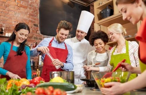 14 scuole di cucina che vale la pena frequentare