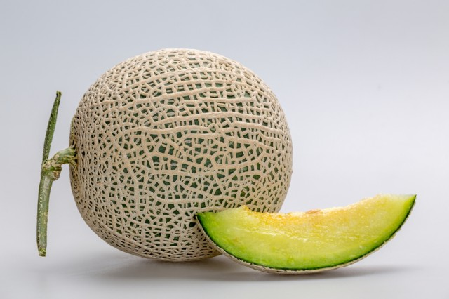 peduncolo del melone