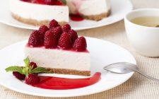 La ricetta della torta senza cottura vegan