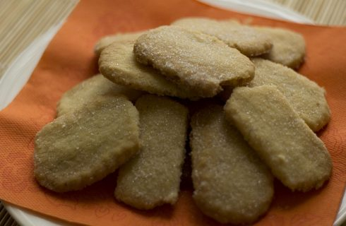I biscotti leggeri per la colazione da preparare con il Bimby