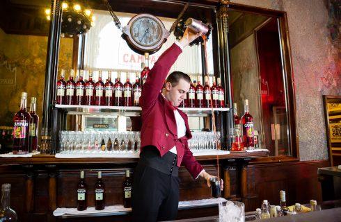 Camparino Milano: dall'Artesian Bar di Londra la cocktail list di Simone Caporale
